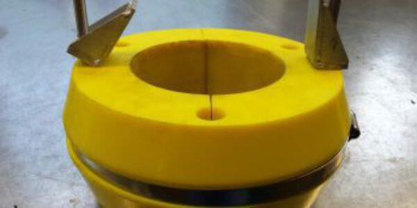 Custom made Polyurethane centralizers