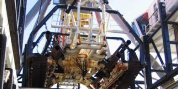 3kV pompen om jetting capaciteit te vergroten