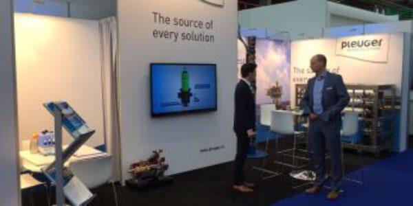 Succesvolle Offshore Energy 2016