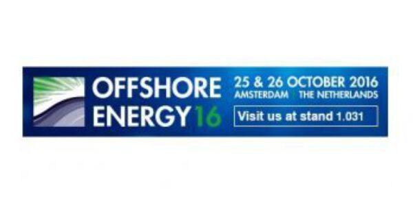 Deelname Offshore Energy 2016 25 & 26 oktober