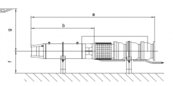 Huurpompen: onmiddellijke beschikbaarheid met offshore specificatie
