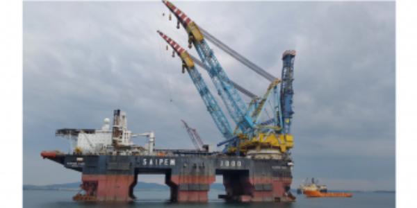 On board overhaul of 7 submersible motors